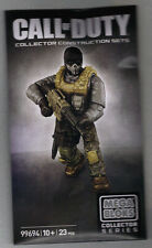 Call Of Duty Ghosts Mega Bloks Action Figure Promo 99694 - Walmart Exclusive