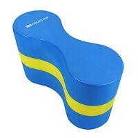 Aquatics Pull Buoy Schwimmtrainer, Blau/Gelb