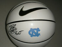 TYLER HANSBROUGH Signed Nike F/S BASKETBALL PSYCHO T Inscrip North Carolina UNC