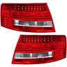LED Luces traseras luces traseras set kit para AUDI A6 4f Sedán Año FAB. 04-08