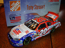 #20 Tony Stewart 2003 Home Depot / Independence Day 1/24 Action NEW
