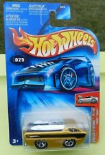 DEORA II CARTOON SHOW ROD SURF TRUCK GOLD 025 25 DODGE BOYS HW MOPAR HOT WHEELS