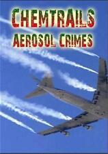 Chemtrails DVD Aerosal Crimes HAARP NWO Conspiracy