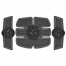 6 Pad Ems Smart Abdonimal Toning Muscle Trainer Body Toner Abs Workout Fitness