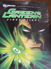 Green Lantern - First Flight - Animated -Zeichentrick Film DC (Batman)