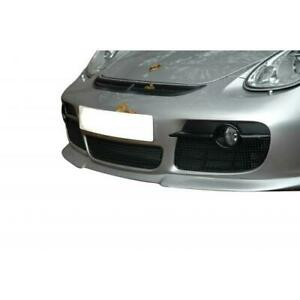 Porsche Cayman 987.1 - Front Grill Set (Manual and Tiptronic) - Black finish (20