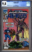 Avengers 346 CGC Graded 9.8 NM/MT 1st Starforce Marvel Comics 1992
