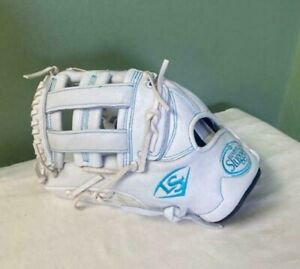 "Louisville Slugger XNLF19125 Softball Glove Xeno Series 12"" Righty RH Thrower"