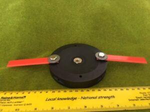 STIHL 2 Swing Blade cutting head FS36 40(old) 75 KM55R-110R 12x1.75 Right H Fema