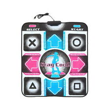Non-Slip Dancing Step Dance Mat Pad Pads Dancer Blanket to PC with USB New GL