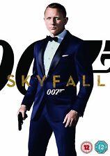 Skyfall - James Bond 007 - Judi Dench, Albert Finney New Sealed UK Region 2 DVD