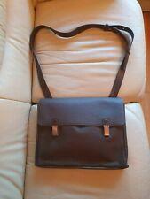 Mens Louis Vuitton  Messenger Bag Document Case 100% Genuine LARGE