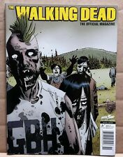 The Walking Dead Official Magazine #5 Sep/Oct 2013 Comic Store Exclusive