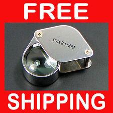 AA01 - LOUPE DE BIJOUTIER juweliersloupe 30 X 21MM