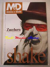 Rivista M&D MUSICA E DISCHI 645/2001 Zucchero Mariah Carey Bjork Bon Dylan No cd