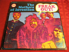 2LP Psych Prog THE MOTHERS OF INVENTION Freak Out! > Original VERVE US 1966