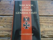 AVIATION - WAR BOOK OF THE GERMAN GENERAL STAFF - J.H.MORGAN - 2005 - 14-18