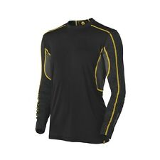 DeMarini Mens Comotion Game Day Long Sleeve T Shirt XLarge Black WTD100277XL Ct