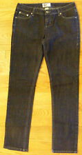 "SO Cotton Blend Dark Mid Rise Jeans Junior Size 9/10 Inseam 32"" - CL0235-0110"