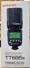 "Godox TT685N Thinklite TTL Flash for Nikon Cameras ""NEW OTHER"""