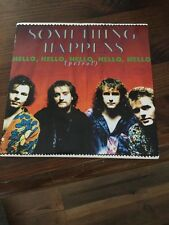 "Something Happens Hello Hello Hello 7"" Single 45rpm"