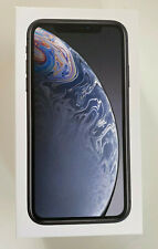 APPLE IPHONE XR - Immaculate condition Boxed - 256GB - Black - Unlocked - A2105