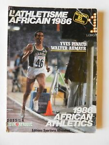 1985 1986 1987 1989 1990 AFRICA X5 Track Field Athletics Lists Results Aouita