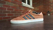 MENS ADIDAS GONZALES AMERICANA SUEDE CASUAL SNEAKERS SZ 11 45 USED g65588 READ