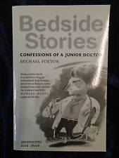 BEDSIDE STORIES by MICHAEL FOXTON - ATLANTIC 2003 - UK POST £3.25 - P/B *PROOF*