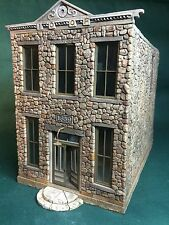 "O/On3/On30 Scale - ""The OLD IOOF HALL"" by Rich White Models-Hydrocal Walls Only"