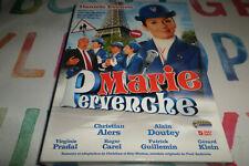 DVD / MARIE PERVENCHE  / DANIELE EVENOU / COFFRET 5 DVD  SERIE TELE