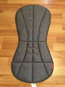SKIP HOP Stroll & Go Heather Gray Cool Touch Infant Stroller Liner Part