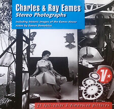 Charles + Ray Eames 3D Photographs View-Master NEW Case Study House 8