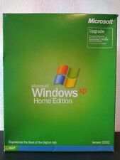 Microsoft Windows XP Home Edition 2002 UPGRADE, 2 disc and original documents