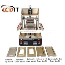 Lcdit 5 en 1 lcd refurbishing machine, cadres, panneaux, colle, laminage