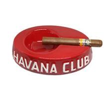 NEW Havana RED Cigar Ashtray Egoista Ceramic Ashtray