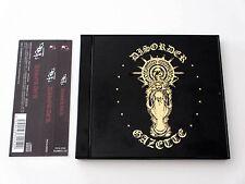 the GazettE Disorder 1st Press Limited Edition Japan CD w/OBI PSTA-0052