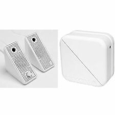Nixon The Block Mobile Stereo Speakers (white)
