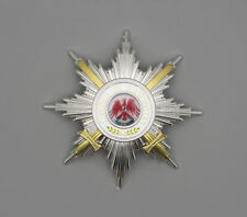 German The Order of the Red Eagle 1st Class with Swords Breast Star