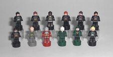 LEGO Harry Potter - 12x Microfigur aus Set 71043 - Statuette Mikro Nano Figur