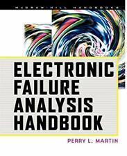 Electronic Failure Analysis Handbook, Martin, Perry 9780071626347 New,,