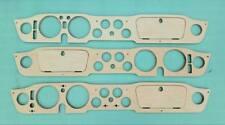 Triumph TR6 dashboard dash fascia panel in LHD or RHD