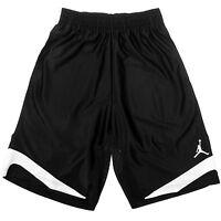 Nike Jordan Men's Basketball Shorts Court Vision 576638-010 Black White