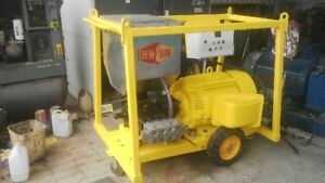 Den-sin High Pressure Water Blaster Hydrojet Machine MODEL CE40-1000E