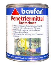 Baufan 750 ml oxydgelb Penetriermittel Rostschutz Grundierung