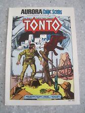 Aurora Comic Scenes TONTO Instruction Booklet 183-140 (V11)
