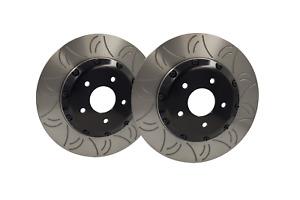 HFM.Parts 324mm Front Two Piece Rotors Suits Nissan 350Z Z33 & Skyline V35