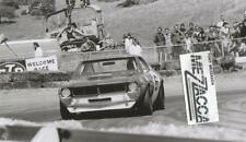 MARK DONOHUE SUNOCO JAVELIN AMX 1970 LAGUNA SECA SCCA TRANS-AM IMSA