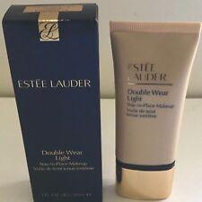 ESTEE LAUDER Double Wear LIGHT Foundation Makeup 0.5 1.0 3.0 3.5 4.0 4.5 5.0 NEW