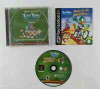 PS1 Playstation Plucky's Big Adventure Game - Complete Working - Black Label